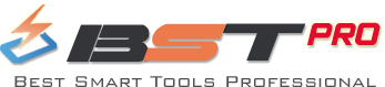 Best Smart Tools Professional Logo